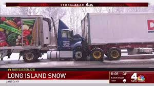 Trucks Crash On Snow Slicked Long Island Expressway - NBC New York Hudson River Truck And Trailer Plowsite Colandrea Buick Gmc Inc In Newburgh A Ny Beacon Ben Funk Trucks Equipment Tompkins Excavating Contact Us Enclosed Cargo Trailers Residence Poughkeepsie Bookingcom Towing Experts Rhinebeck The Valley Area Car Suv Truck Heavy Hauler