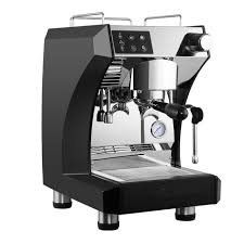 Stainless Steel LCD Display Screen Commercial Daul Thermo Block Espresso Coffee Machine 15 9