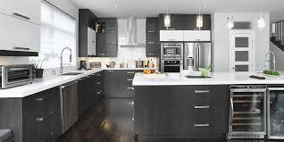 comptoir de cuisine quartz blanc comptoirs armoires cuisines