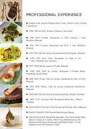 commi de cuisine resume bio vincent denayer june 2015 s