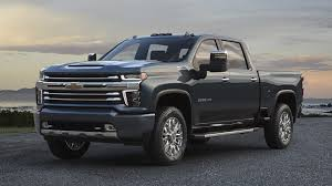 100 Chevy 2500 Truck 2020 Silverado HD High Country More Bling Less Butch