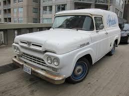 100 1960 Ford Panel Truck F100 Jason Lee Ferrier Flickr
