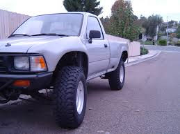 1989-1995 Toyota Pickup Ivan Dan Style Fenders And Hood Kit - 4 ... Cars Trucks Toyota Tacoma Web Museum 4taun53b3sz023649 1995 Black Toyota Tacoma Xtr On Sale In Ok T100 Pickup Truck 4afjga Hilux Specs Photos Modification Info At Cardomain Inspirational Toyota Canada Wallpaperteam Questions Spark Problem Cargurus For 4runner Project Northern Illinois Pickup Truck Item Dt9983 Sold Novemb Jungle Fender Flares Land Pinterest Tacoma