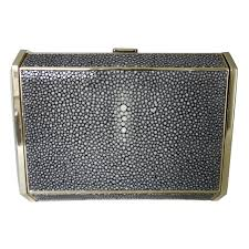 lanvin stingray and resin box clutch bag clutch bags fashion