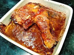 cuisiner simplement comment cuisiner un chapon cuisse de chapon au four simplement