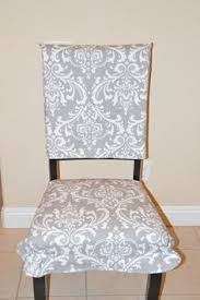 Chair Back Cover Kitchen Slipcover Dining Room Counter Or Bar Stool Seat Ozbourne Storm Twill