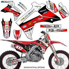kit deco crf 450 2017 crf 450r graphics kit fits on honda crf450r 450 r deco decals