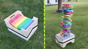 17 DIY Games For Outdoor Family Fun - Home Stories A To Z Giant Jenga A Beautiful Mess Pin By Jane On Ideas Pinterest Gaming Acvities And Diwali Craft Shop Garden Tasures 41000btu Resin Wicker Steel Liquid Propane 13 Crazy Fun Yard Games Your Family Will Flip For This Summer 25 Unique Outdoor Games Adults Diy Yard Modern Backyard Design For Experiences To Come 17 Home Stories To Z Adults Over 30 Awesome Play With The Kids Diy Giant 37 Ridiculously Things Do In