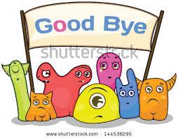 Hello clipart farewell 2