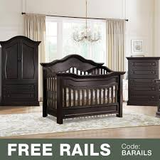 Baby Appleseed Millbury 3 Piece Nursery Set - Convertible Crib ... Vintage French Provincial Style Fruitwood Armoire Ebth Ragazzi Etruria Premium Convertible Shaker Crib In Espresso Free Pompei 5 Drawer Dresser Snowdrift Shipping Lexington Childs Unfinished Pine Baby Appleseed Chelmsford 3 Piece Nursery Set Pennsylvania House Wood Maple Lowboy With Blue Top And Knobs White Fniture Broyhill Eertainment Distressed Chest Of Drawers