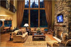 Image Of Rustic Country Decorating Ideas
