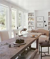 Rustic Dining Room Decorating Ideas by Modern Rustic Decor Ideas Zamp Co