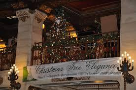 Christmas Tree Elegance The Trees