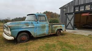 100 1958 Chevy Truck ApacheKelly H LMC Life