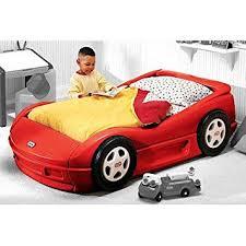 little tikes roadster toddler bed mattress amazon co uk