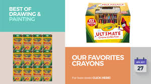 Crayola Bathtub Crayons Collection by Our Favorites Crayons Best Of Drawing U0026 Painting Supplies Youtube