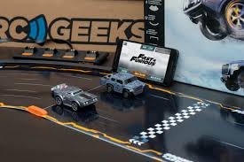 100 Fast And Furious Trucks Anki Overdrive Edition Hands On Review RC Geeks Blog