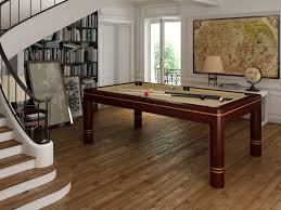 Dining Room Pool Table Combo by Pool Dining Tables With Natural Wooden Material Pool Dining Tables