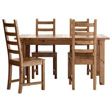 stornäs kaustby table and 4 chairs ikea