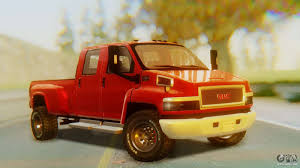 GMC Topkick C4500 Pickup Truck For GTA San Andreas