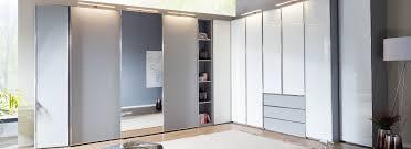 kleiderschränke ordnung design fürs schlafzimmer möbel