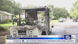 Postal Worker Saves Mail Moments Before Fire Destroys Truck In ... Man Arrested After Attempting To Carjack 2 People Stealing Usps Searching For The Mail Truck Of Future Stamp Community Postal Erupts In Flames Carrier Smells Gas While Mail Bursts Into Wreck On I75 Gainesville Fl Service Fleet Is Aging Local Stardemcom Truck Destroyed I94 Kttc Rochester Austin Mason City Watch Worker Save Holiday Packages From Burning In Iowa Flooding Ames Fire Crews Rescue Postal Worker From Flash Goes Topsyturvy Wolf Island Road By Georgia Watch Carrier Delivers To Burnedout Homes North Bay The Of Fire Ice Blimps And Ships At National Museum