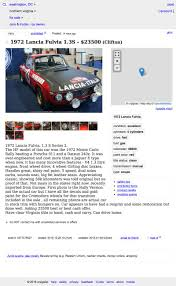 For $23,500, This 1972 Lancia Fulvia 1.3S Could Be Your Blast From ... Craigslist Houston Used Cars For Sale By Owner Best Car Reviews Washington Dc And Trucks 2019 20 Upcoming 1920 By New Release Date Mainstays Metro Desk With 2 Drawers Multiple Finishes Walmartcom Six Alternatives To You Should Know About Curbed Dc Update On News Of Top Models