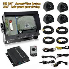 China 360° 3D 1080P HD Bird-Eye View Car Camera System For Truck ... Pov Ptz Remote Camera System Adds Flexibility To New Nep Hd Istrong Digital Wireless Backup Camera System For Rvucktrailer Shop Pyle Plcmtrdvr41 Waterproof Dvr Driving With 7 2018 Inch Quad Split Screen Monitor 4x Side Car Rear View Ccd Midland Truck Guardian Reversing 4 Cameras Work Systems And Utility Federal Best Trucks Amazoncom 43 Trucarpickup Wireless Rear View Back Up Night Vision Tesla Semi Supcharger Stop Teases Sleeper Features 26camera Cameras