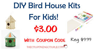 DIY Wooden Bird House Kits For Kids- Only $3.00 With Coupon ... Ps4 Pro Coupons Kalahari Resort Sandusky Ohio Directions Cycle House Promo Code Weight Watchers Waive Sign Up Fee Brilliant Book West Elm Coupon Uk Yoox May 2018 American Giant Clothing White Black Can I Reuse K Cups 37 Off Babbittsonlinecom Promo Codes 10 Babbitts My Sister Asked For A Pas In The House House Of Cb Discount Codes Wethriftcom Mod Pizza Buy One Get Cloud 9 Hair Moving Sale Coupon Code Moving35 Brickhouse Fabrics Etude 50 Off Regular Priced Items Free Us Shipping The Wwe Shop
