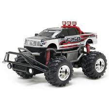 Shop New Bright Remote Control Full Function Ford F150 Truck - Free ... New Bright Monster Jam Radio Control And Ndash Grave Digger Remote Truck G V Rc Car Jams Amazoncom 124 Colors May Vary Gizmo Toy 18 Rc Ff Pro Scorpion 128v Battery Rb Grave Digger 115 Scalefreaky Review All Chrome Scale Mega Blast Trucks Triangle By Youtube 1530 Pops Toys New Bright Big For Monster Extreme Industrial Co