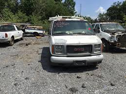 100 Used 2500 Trucks 2001 GMC SAVANA VAN Parts Cars Pick N Save