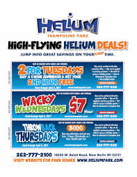 Coupon Code For Helium Trampoline Park : New York Deals ...