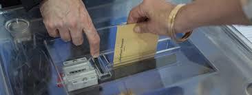 tenir un bureau de vote présidentielle vers une pénurie d assesseurs pour tenir les