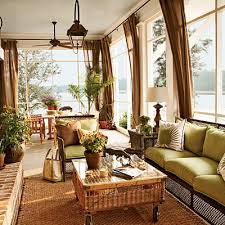 A Sunroom That Is Perfect For Party