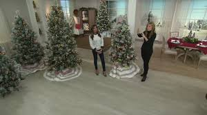 Qvc Christmas Tree Recall by Ed On Air Winter Berry 7 5 U0027 Spruce Tree By Ellen Degeneres Page