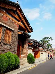 100 South Korean Houses Traditional Hanok Houses In Seoul Korea Hanok Is A Term To