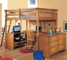 DIY Loft Bed Plans Free
