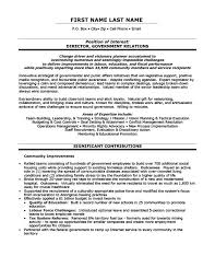 Director Government Relations Resume Template