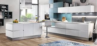 grifflose küchen möbel höffner