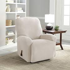 Top 10 Best Recliner Chair Covers In 2019   Slipcover - Reviews Strands By Waverly One Piece Chair Slipcover For Dayton Arm Host Chairs Ethan Allen Spandex Elastic Floral Print Letter Pattern Slipcovers Stretch Subrtex 2piece Stretchable Wing Back Cotton Herringbone Ding Prting Modern Removable Antidirty Kitchen Seat Case Cover Banquet Set Of 4 Grey Home Fashion Designs Teal Jersey Four Recling Chair T Cushion Gray Sure Fit Armchair Covers Roomdark 6 Velvet Large Surprising New Design Of Armless With
