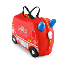TRUNKI Ride On Kids Suitcase Luggage Toy Box FRANK FIRE ENGINE - Trunki Ride On Toy Kids Car Children Push Along Outdoor Fire Truck Wheels Deluxe Pedal Riding From Hayneedlecom Xander Lee Amazoncom Kid Motorz Engine 6v Red Toys Games Buy Fire Engine Ride Online In Australia Find Best Kids On Cars Electric Childrens 12v Battery Remote 6v Rescure Electric Motorbike Power Firetruck Mayhem 12 Volt Battery Custom Vintage Radio Flyer Truck Dolapmagnetbandco Trax Rideon The Best Of Toys For Toddlers Pics Ideas Toysrus Powered Resource