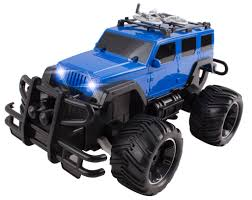 100 Monster Trucks Rc RC Truck Jeep Big Wheel Beast Remote Control Car LED