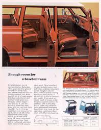 Car Brochures - 1969 Chevrolet And GMC Truck Brochures / 1969 Chevy ...