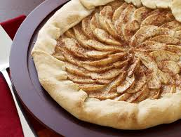 A Crispy Twist On Tradition Rustic Apple Tart