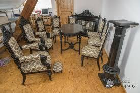wohnzimmer französische gründerzeit jugendstil antik in