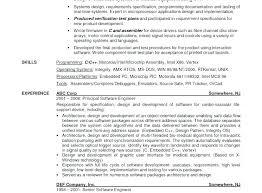Software Engineer Resume Summary 9 Sample Developer Resumes Career Examples