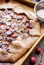 Sweet Apples Tart Cranberries And Plenty Of Cinnamon Are The Perfect Filling In This Easy