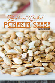 Toasting Pumpkin Seeds In The Oven by 10 Pumpkin Seed Recipes Swanky Recipes