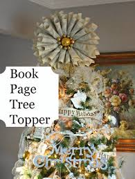 1000 Ideas About Diy Tree Topper On Pinterest