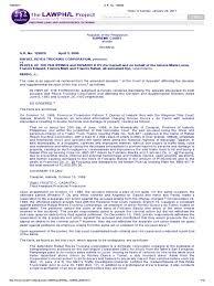 100 Reyes Trucking 7 GR No 129029 04032000pdf Lawsuit Burden Of Proof Law